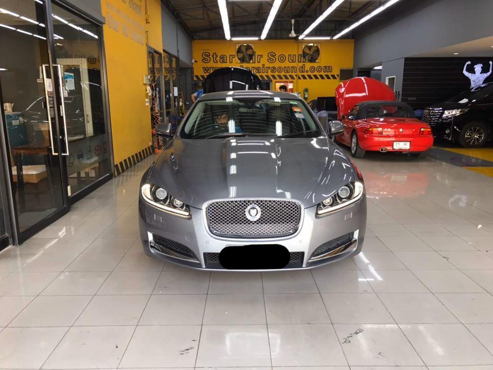 ซ่อมแอร์รถยนต์ Jaguar
