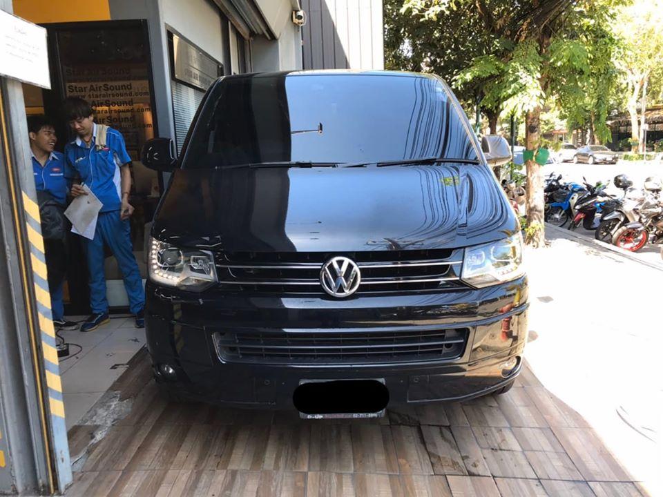 ซ่อมแอร์รถยนต์Volk T5