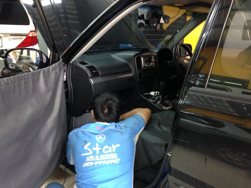 ซ่อมแอร์รถยนต์ SuzukiVitara