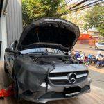 ซ่อมแอร์รถยนต์ BenzCla