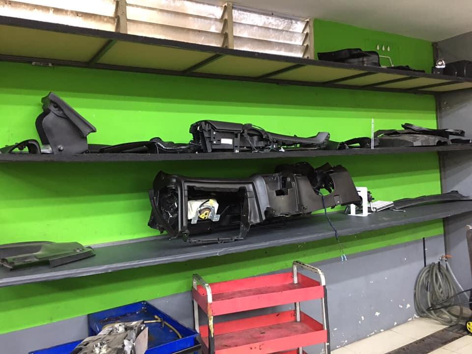 ซ่อมแอร์รถยนต์ ChevroletCamaro