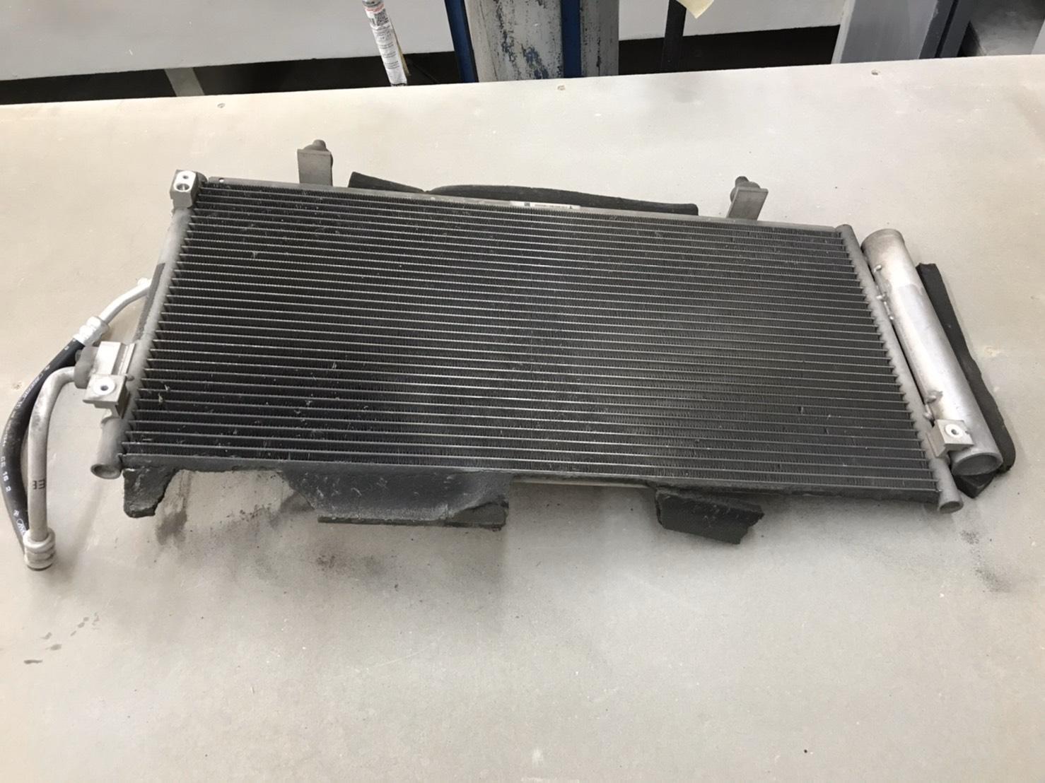 ซ่อมแอร์รถยนต์ Subaru XV