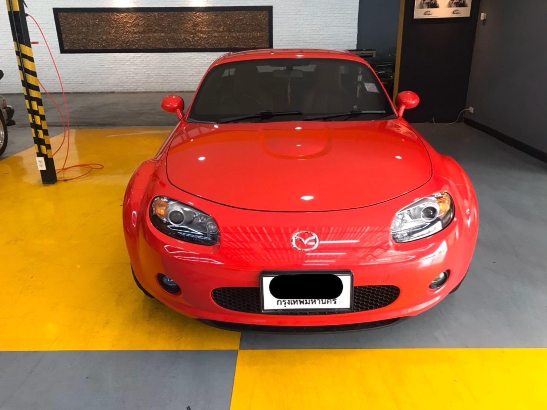 ซ่อมแอร์รถยนต์ Mazda