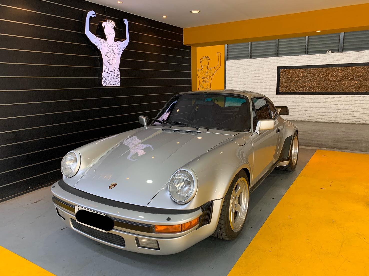 ซ่อมแอร์รถยนต์ Porsche